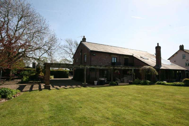 5 Bedrooms Property for sale in The Barn, Greenhalgh Lane, Greenhalgh, Greenhalgh