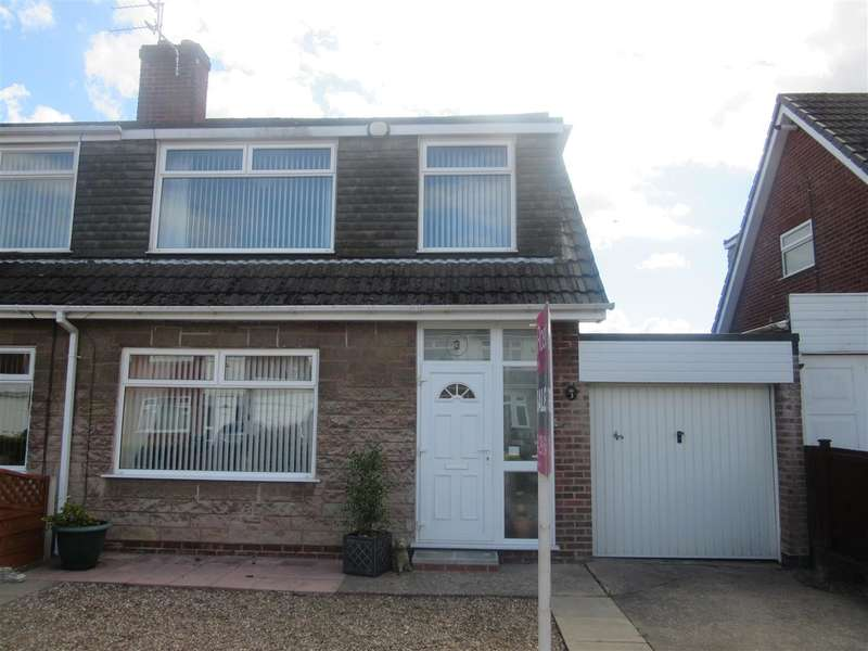 3 Bedrooms House for sale in Trent Drive, Hucknall, Nottingham