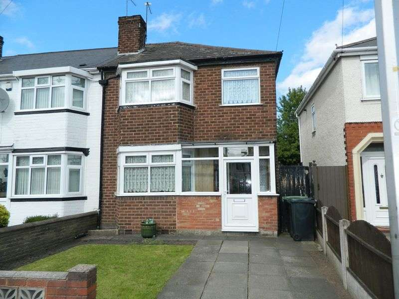 3 Bedrooms Terraced House for sale in Charlotte Road, Wednesbury