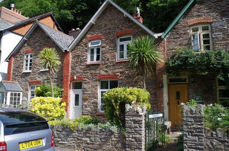 2 Bedrooms Terraced House for sale in Tors Road, Lynmouth