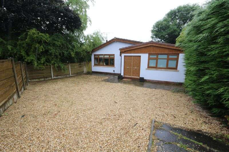 2 Bedrooms Detached Bungalow for sale in SHAWCLOUGH CLOSE, Shawclough, Rochdale OL12 7HQ