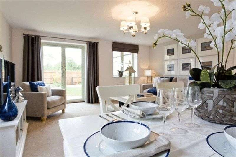 4 Bedrooms Semi Detached House for sale in A Brand New Phase at Centurion View, Coopers Edge, Gloucester GL3 4SF