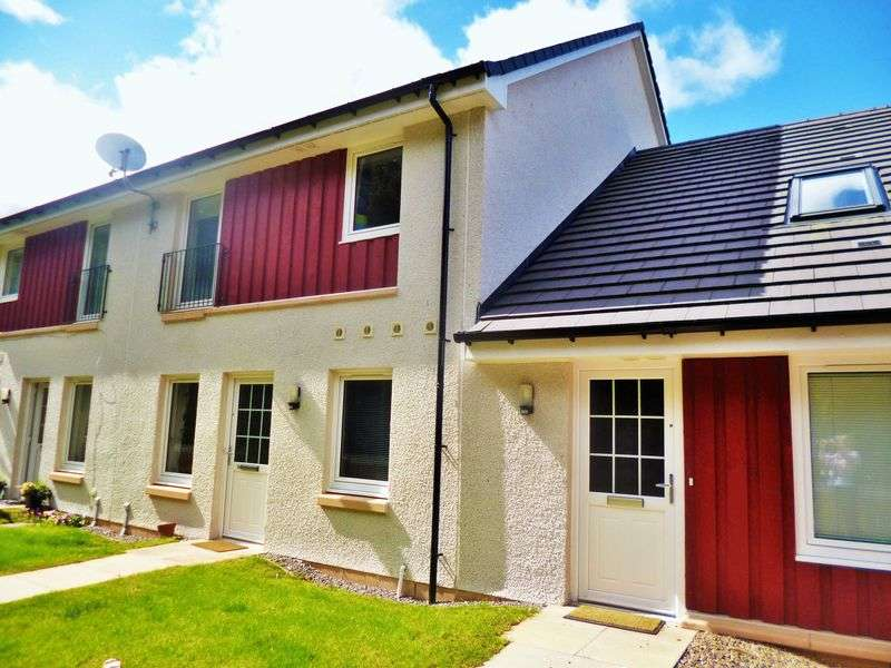 2 Bedrooms Terraced House for sale in Wow 2500 below home report. 2 Bedroom House Larchwood Drive, Inverness