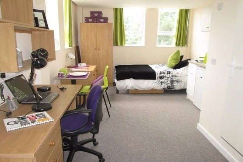 1 Bedroom Flat for sale in College House, College Road, Birmingham