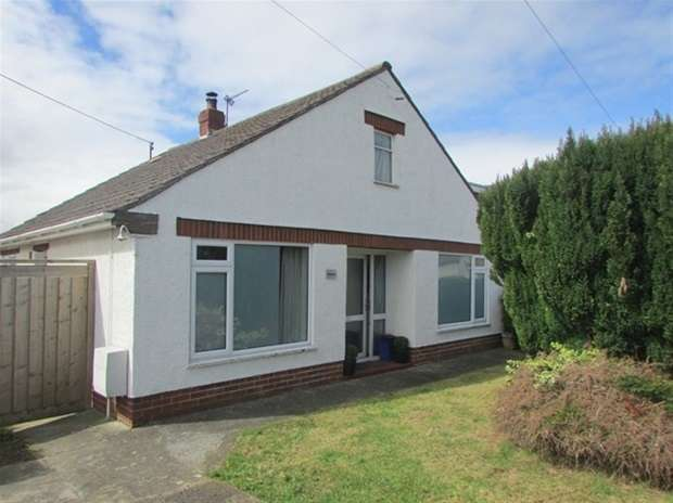 2 Bedrooms Detached Bungalow for sale in Windmill Hill Road, Glastonbury