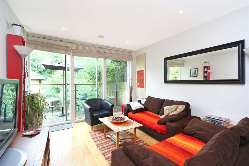 1 Bedroom Flat for sale in Skydec Apartments, 30 Heathfield Road, London, SW18
