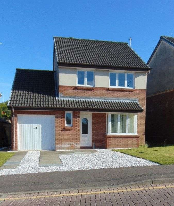 3 Bedrooms Detached House for sale in Strathallan Drive, Kirkcaldy