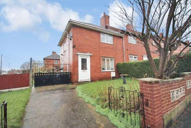 3 Bedrooms Terraced House for sale in School Street, Upton