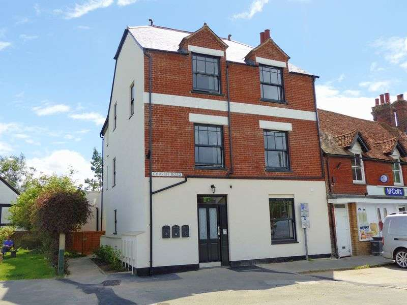 2 Bedrooms Flat for sale in Lane End.