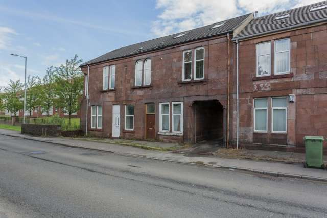 3 Bedrooms Flat for sale in Main Street, Bonhill, Alexandria, West Dunbartonshire, G83 9JU