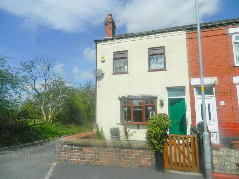 3 Bedrooms End Of Terrace House for sale in Bodden Street, Lowton, Warrington, Lancashire