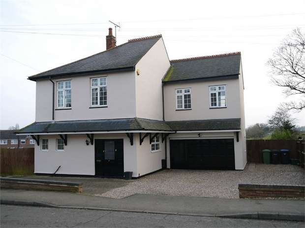 4 Bedrooms Detached House for sale in Kilby Road, Fleckney, Leicestershire
