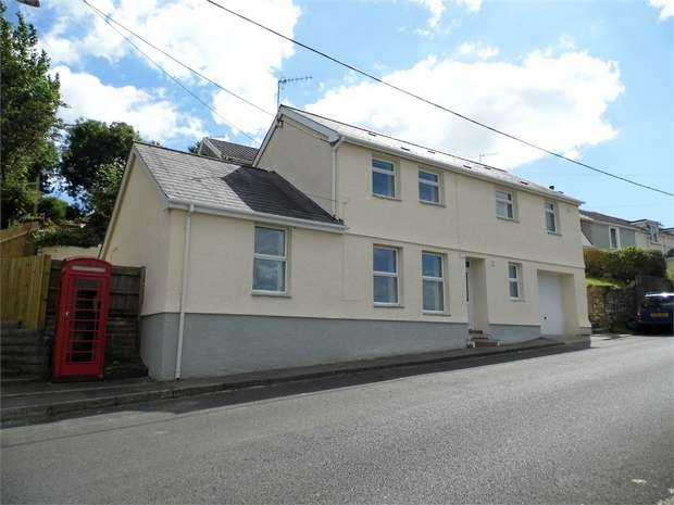 4 Bedrooms Detached House for sale in Victoria Road, Kenfig Hill, Bridgend, Mid Glamorgan