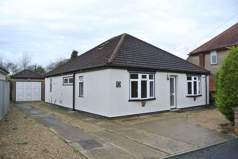 3 Bedrooms Detached Bungalow for sale in Doughty Street, Stamford