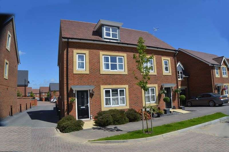 3 Bedrooms Semi Detached House for sale in WORTHING