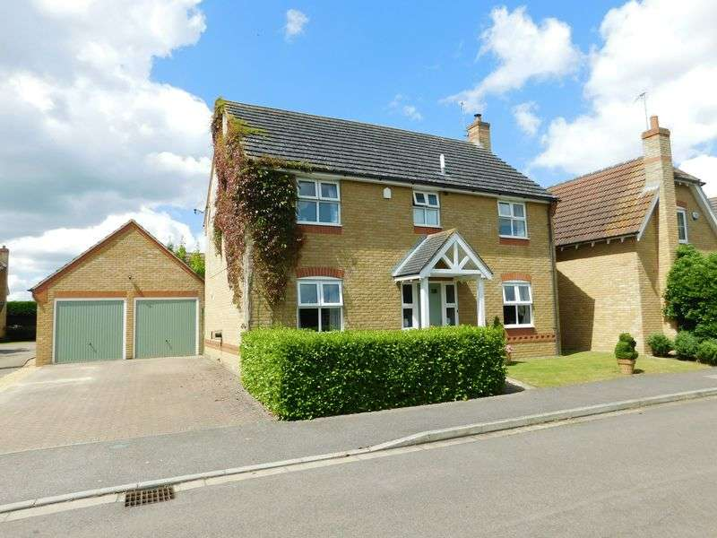 4 Bedrooms Detached House for sale in Perkins Lane, Maxey