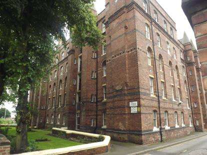 Flat for sale in Park View Court, Bath Street, Nottingham, Nottinghamshire