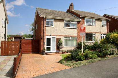 3 Bedrooms Semi Detached House for sale in Belcourt Road, Rotherham, South Yorkshire