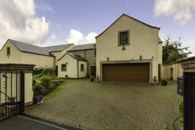 5 Bedrooms Detached House for sale in Craigend, Bridge of Earn, Perth, Perthshire, PH2 8PY