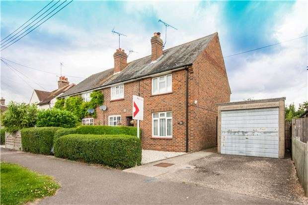 2 Bedrooms Semi Detached House for sale in Smallfield, RH6