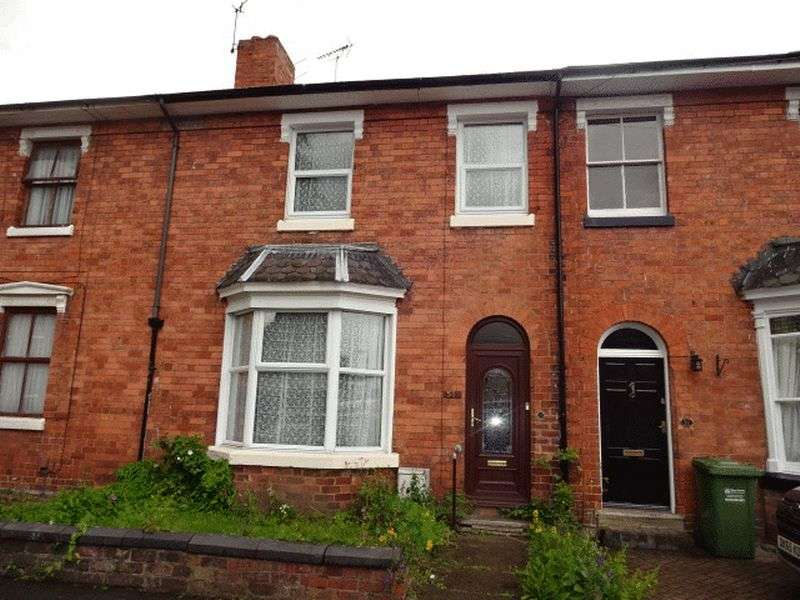 4 Bedrooms Terraced House for sale in Farfield, Kidderminster DY10 1UQ