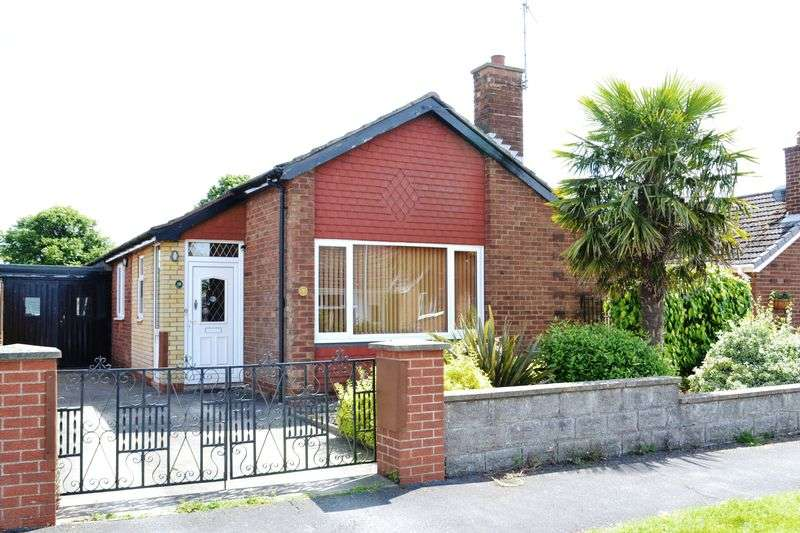 3 Bedrooms Detached Bungalow for sale in Mill Crescent, Gainsborough