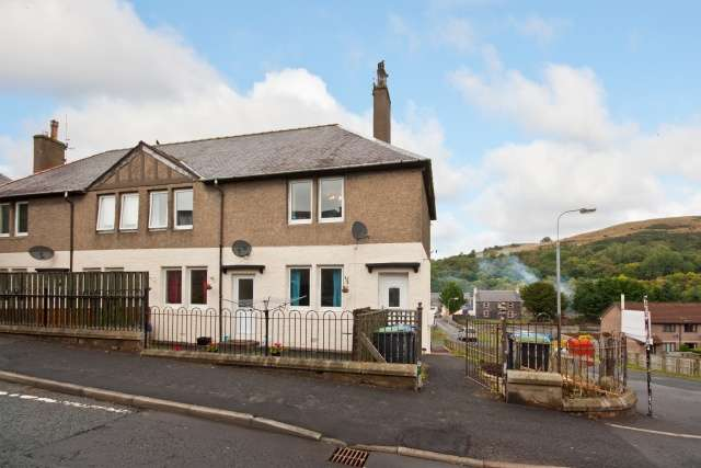 2 Bedrooms Flat for sale in Wood Street, Galashiels, Borders, TD1 1QY