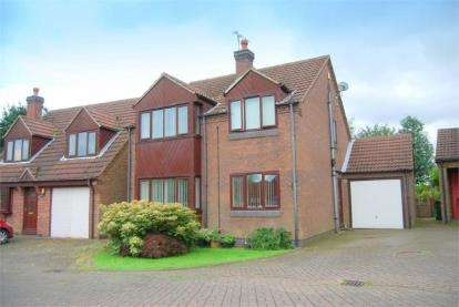 4 Bedrooms Detached House for sale in Kings Court, Kirkby-In-Ashfield, Nottingham, Nottinghamshire