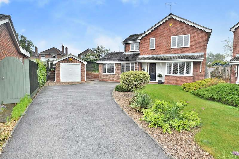 4 Bedrooms Detached House for sale in Sheriffs Lea, Toton