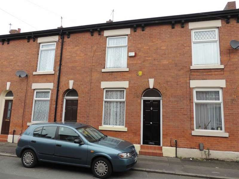 2 Bedrooms Property for sale in Ryan Street, Openshaw, Manchester
