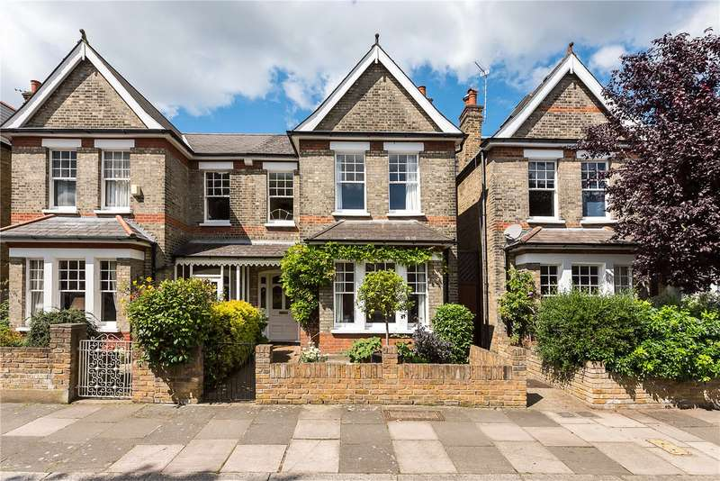 3 Bedrooms Semi Detached House for sale in Carlton Road, East Sheen, SW14