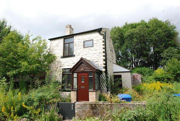 2 Bedrooms Detached House for sale in Brook Cottage, Dixon Fold, Rochdale