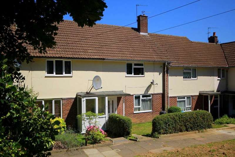 2 Bedrooms Terraced House for sale in LARGE OUTBUILDING TO WORK FROM HOME IN Robe End, HP1