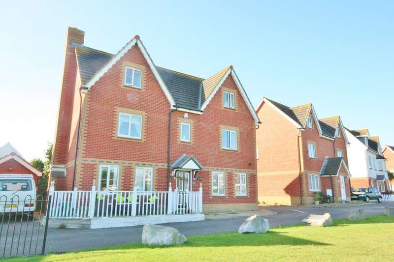 5 Bedrooms Detached House for sale in Gwennol y Graig, Barry, Vale of Glamorgan. CF62 5DE