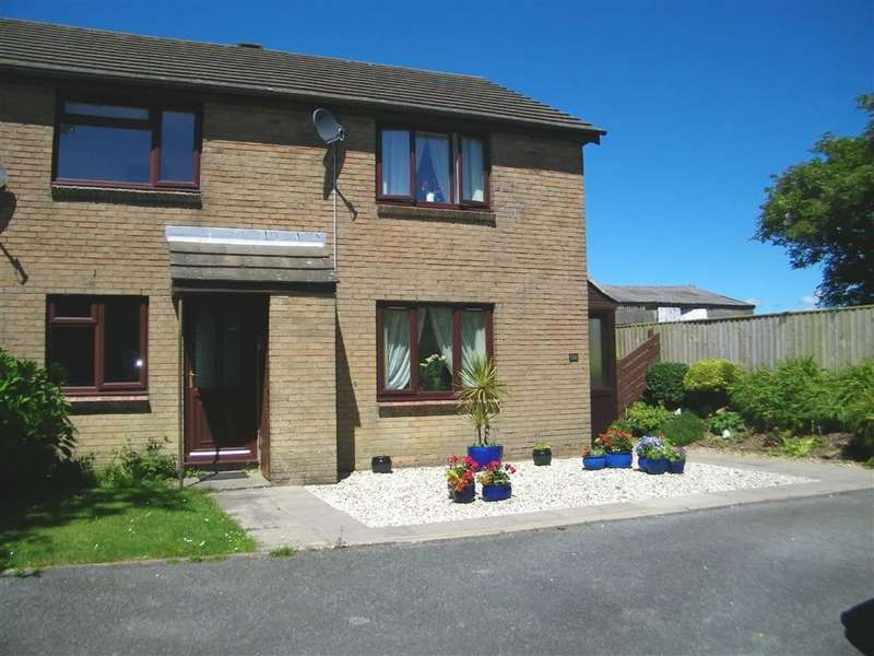 2 Bedrooms Property for sale in Monnow Close, Steynton, Milford Haven