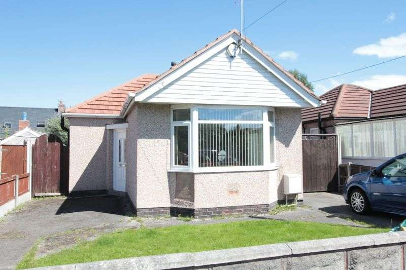 3 Bedrooms Detached Bungalow for sale in Grosvenor Avenue, Rhyl