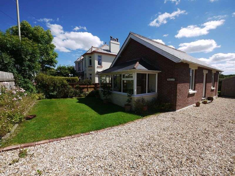 2 Bedrooms Detached Bungalow for sale in Holsworthy