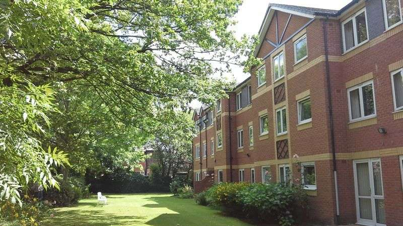 2 Bedrooms Retirement Property for sale in Oak Court, Manchester, M20 4NE