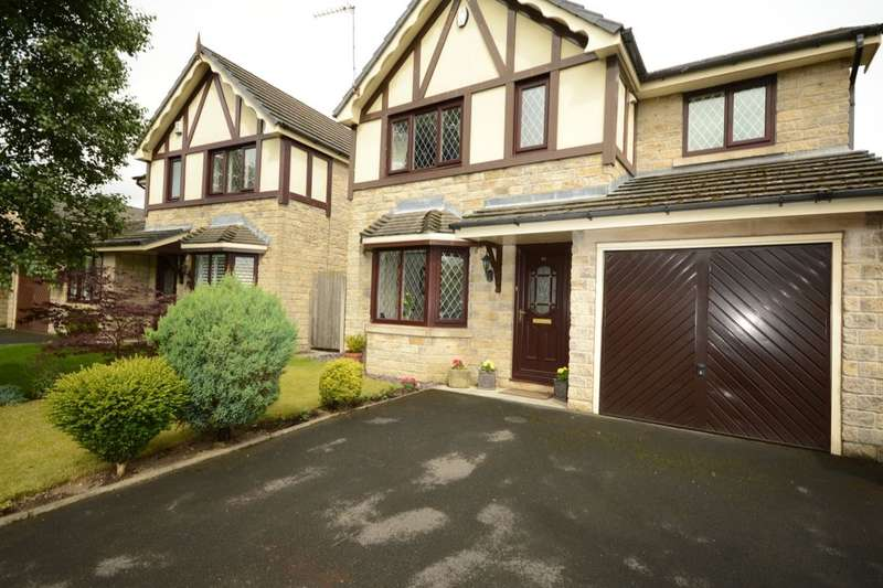 3 Bedrooms Detached House for sale in Highclove Lane, Worsley, Manchester, M28