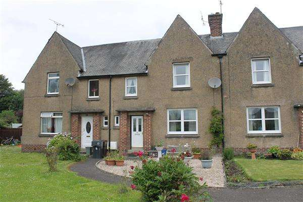 3 Bedrooms Terraced House for sale in Cawder Gardens, Bridge of Allan