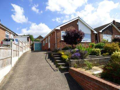 3 Bedrooms Bungalow for sale in Whitby Crescent, Woodthorpe, Nottingham, Nottinghamshire