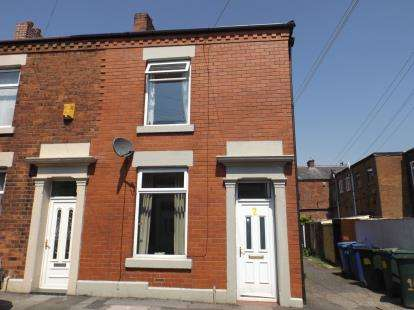 2 Bedrooms Terraced House for sale in Lupton Street, Chorley, Lancashire