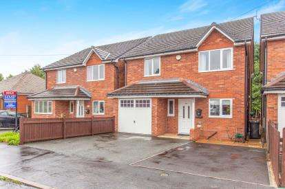 4 Bedrooms Detached House for sale in Carr Common Road, Hindley Green, Wigan, Greater Manchester