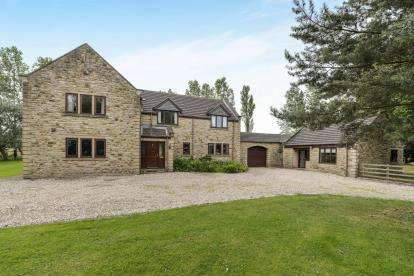 5 Bedrooms Equestrian Facility Character Property for sale in Busby, Stokesley, Middlesbrough