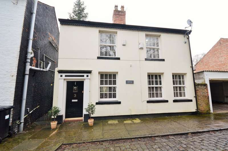 3 Bedrooms Detached House for sale in Higham Street, Cheadle Hulme
