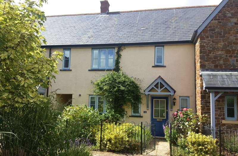 3 Bedrooms Terraced House for sale in Ottery St Mary