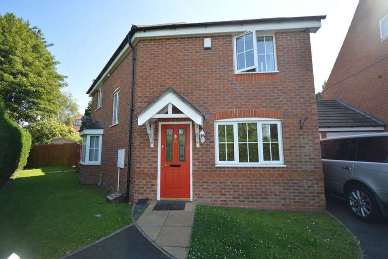 3 Bedrooms Semi Detached House for sale in Barnesmeadow Place, Coseley, Bilston, WV14