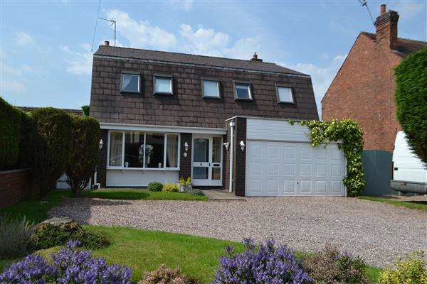 4 Bedrooms Detached House for sale in Kings Road, Calf Heath