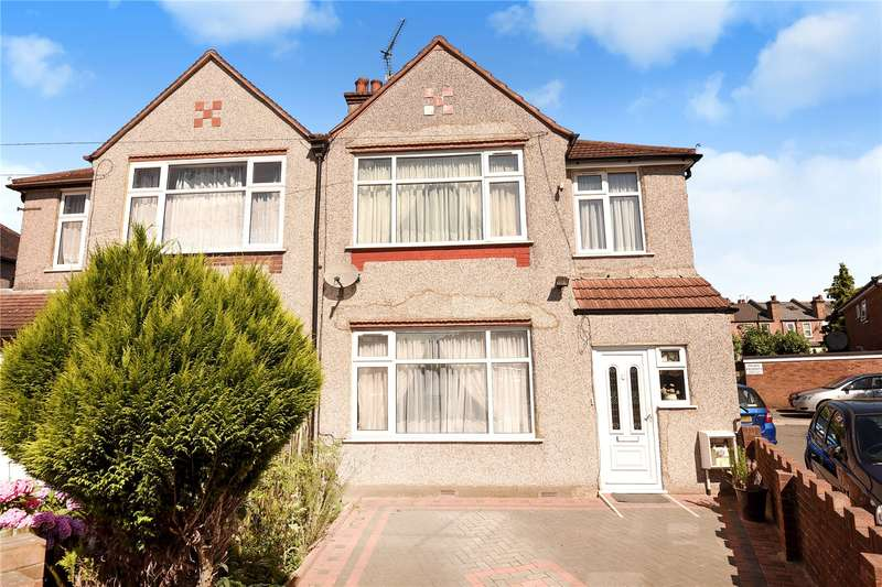 5 Bedrooms Semi Detached House for sale in Spencer Road, Harrow, Middlesex, HA3