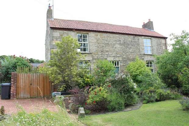 3 Bedrooms Detached House for sale in Low Willington, Willington, Crook, Durham